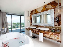 Hotel Kempinski Adriatic - bathroom