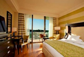 Luxury rooms hotel Kempinski Adriatic