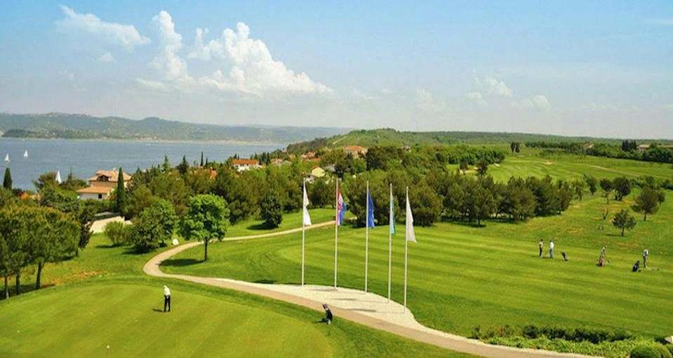 Golf Holidays In Istria Golf Apartments Skipper Last