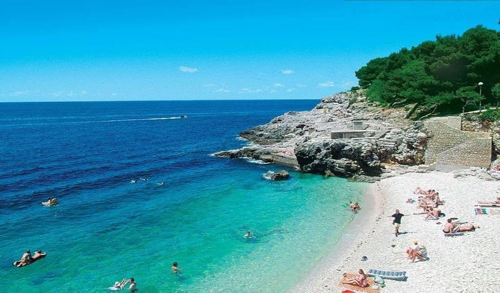 Brijuni Islands Beaches