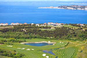 Golf course Adriatic - hole 15