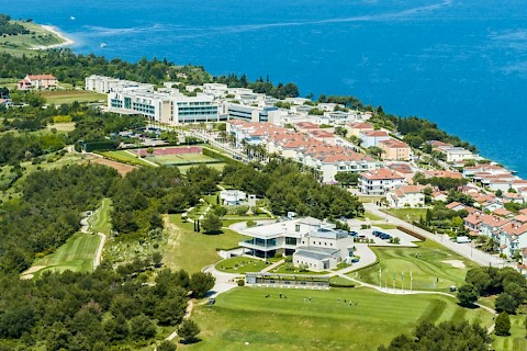 Apartments Skipper & Golf course Adriatic